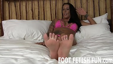 Foot Fetish And Femdom Foot Porn