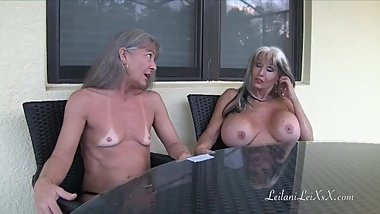 Popping His Threesome Cherry