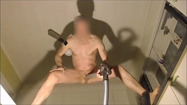 naked vacuumcleaner milkmachinefuck handsfree edging cumshot