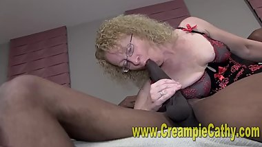 Sloppy BBC Creampies
