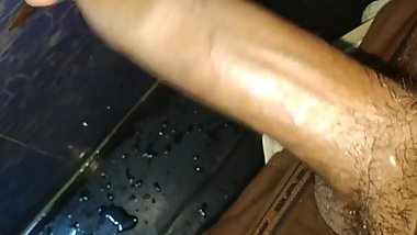 Indian , masturbation, black cock , big dick , uncut dick, uncircumcised