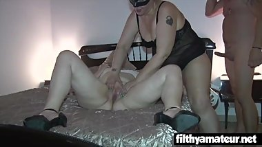 I love the BBW! Great orgy with Carolina the Cow!