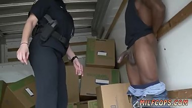 Milf office fuck in lingerie Black suspect
