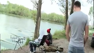 Black thug gay sex movie first time Fishing