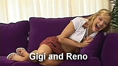 Gigi Meets Reno For The First Time
