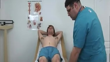 Horny foot doctor movie gay xxx It was fine