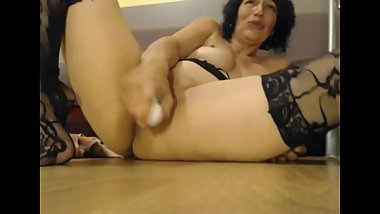 My strong orgasm with big squirt