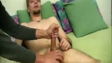 High school gay twinks porn  hd Sean