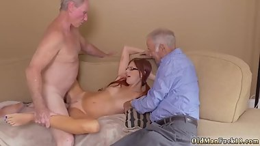 Old russian fucks young anal amateur gape
