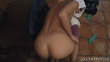 Girl arab xxx Hungry Woman Gets Food and
