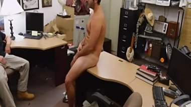 Straight boys home alone jack off hot free