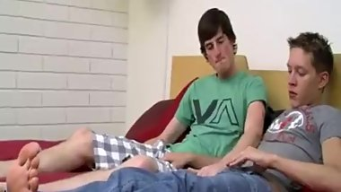 Guy shoots cum in guys mouth gay xxx Ryan &