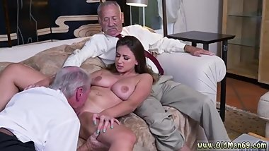 Daddy fucks associate's daughter while