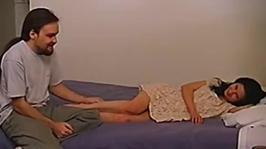 Amateur Couple Makes Love On Their Home Video