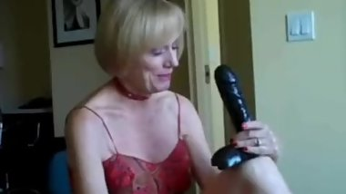 Superior Granny Blowjob and Cumshot