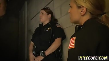 German cop hot brunette porn star milf