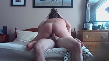 fucking PAWG my mother on hidden camera